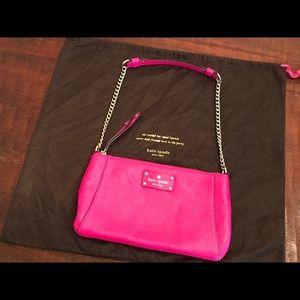 Kate Spade Adela Berkshire Road Pink Bag - NWOT